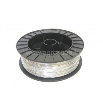 Elektrikarjuse taratraat 1,2 mm/1000 m poolil