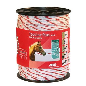 Elektrikarjuse taraköis AKO TopLine Plus 200m