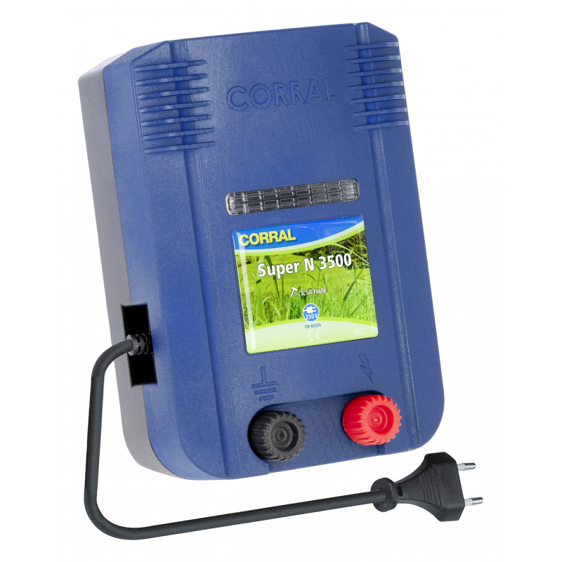 Võrgutoitega elektrikarjus Corral Super N3500 (230V)