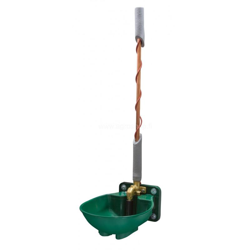 Soojendusega plastjootur Lister SB 22 H/230/45 RBH hobustele ja kariloomadele