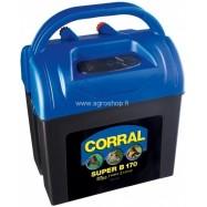 Akutoitega elektrikarjus Corral B170 (9V või 12V)
