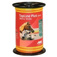 Elektrikarjuse taralint AKO TopLine Plus 10mm/200 m
